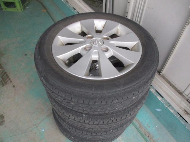 スズキ ワゴンR FXリミテッドII 4WD スマートキー ワンオーナー
