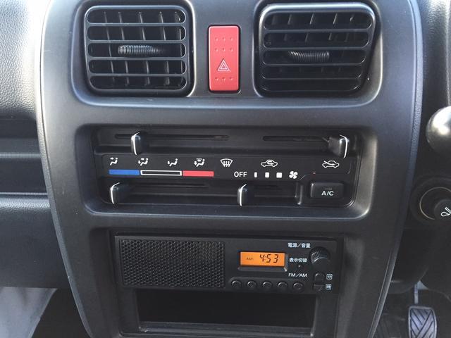 スズキ キャリイトラック KC農繁仕様 4WD 5MT エアコン パワステ