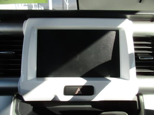 オーディオレス仕様車ですので、カーナビやラジオ・CDプレーヤーを別途ご用命ください!スズキ純正ディーラーオプションカタログは、スズキ株式会社のアクセサリページからもご確認いただけます。