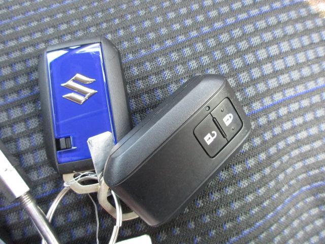 携帯リモコンは2つ有ります。