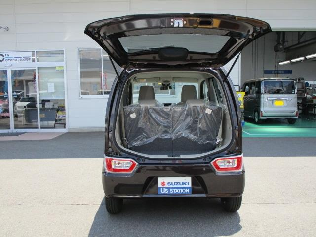 HYBRID FX 2型 リースUP車 CDプレーヤー装着車(41枚目)