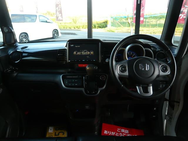 G・ターボLパッケージ 純正8型SDナビTV/バックカメラ・両側パワースライドドア・車高調・17インチアルミ・ワンオーナー車(11枚目)