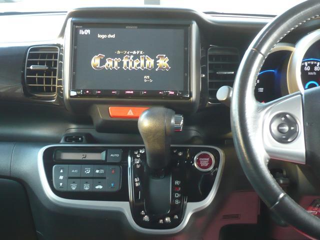 G・ターボLパッケージ 純正8型SDナビTV/バックカメラ・両側パワースライドドア・車高調・17インチアルミ・ワンオーナー車(14枚目)