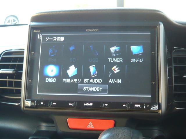 G・ターボLパッケージ 純正8型SDナビTV/バックカメラ・両側パワースライドドア・車高調・17インチアルミ・ワンオーナー車(18枚目)