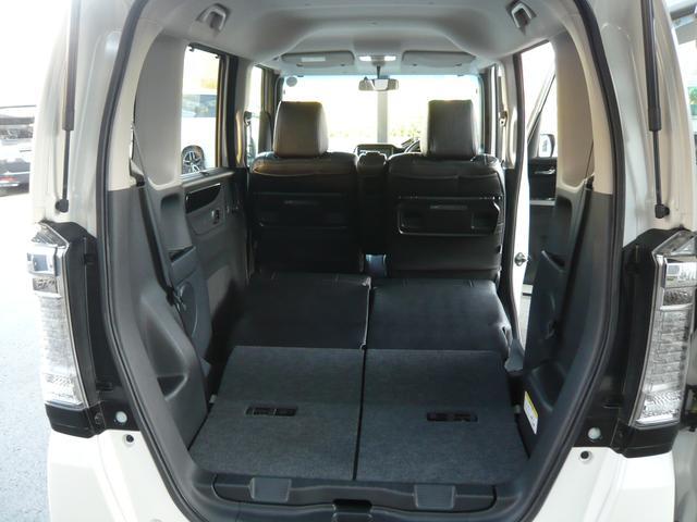 G・ターボLパッケージ 純正8型SDナビTV/バックカメラ・両側パワースライドドア・車高調・17インチアルミ・ワンオーナー車(25枚目)