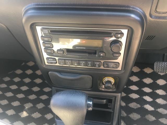 ダイハツ ミラジーノ フロアAT CDオーディオ カセットデッキ エアバック