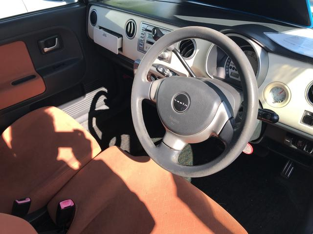4WD コラムAT シートヒーター CD MD ABS(9枚目)