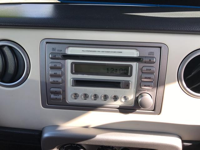 4WD コラムAT シートヒーター CD MD ABS(15枚目)