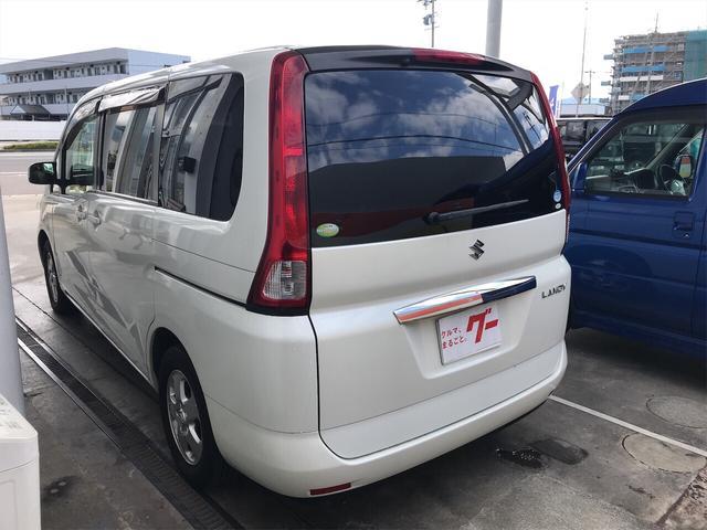 「スズキ」「ランディ」「ミニバン・ワンボックス」「長野県」の中古車4