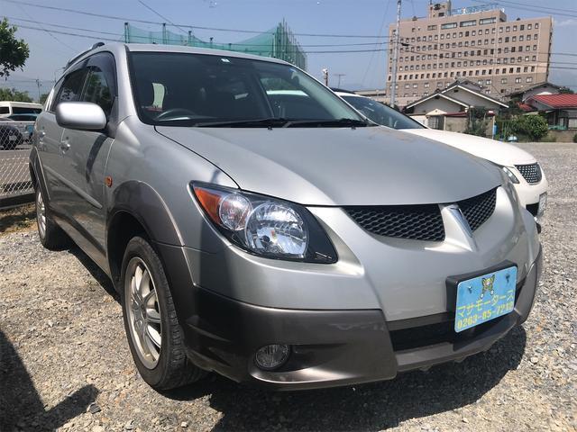 「トヨタ」「ヴォルツ」「SUV・クロカン」「長野県」の中古車4