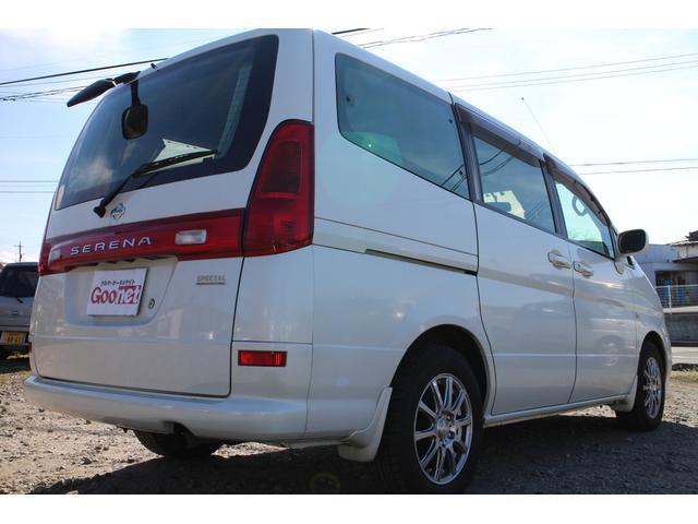 日産 セレナ J スペシャルエディション 4WD ETC 夏冬タイヤ付き