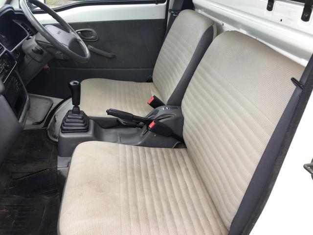 スズキ キャリイトラック 4WD 5速マニュアル