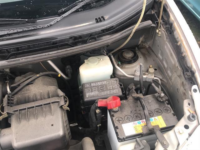 L 4WD 集中ドアロック オーディオ CD オートマ 13インチアルミ(35枚目)