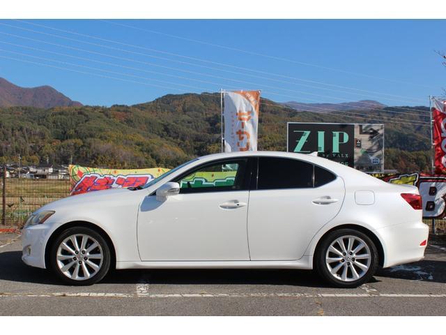 「レクサス」「IS」「セダン」「長野県」の中古車8