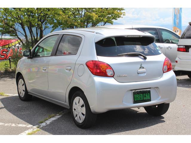 「三菱」「ミラージュ」「コンパクトカー」「長野県」の中古車7