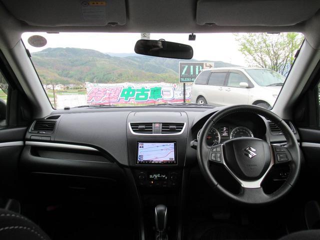 RS ナビ 地デジ エアコン パワステ CVT パドルシフト(9枚目)