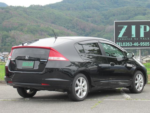 「ホンダ」「インサイト」「セダン」「長野県」の中古車5