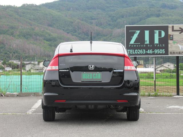 「ホンダ」「インサイト」「セダン」「長野県」の中古車7