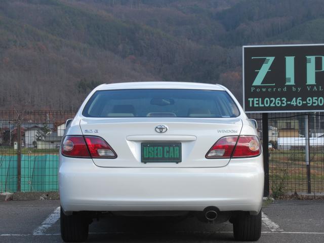 「トヨタ」「ウィンダム」「セダン」「長野県」の中古車6