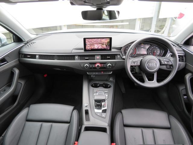 アウディ アウディ A4 1.4TFSIスポーツ 認定中古車 ラグジュアリーパッケージ