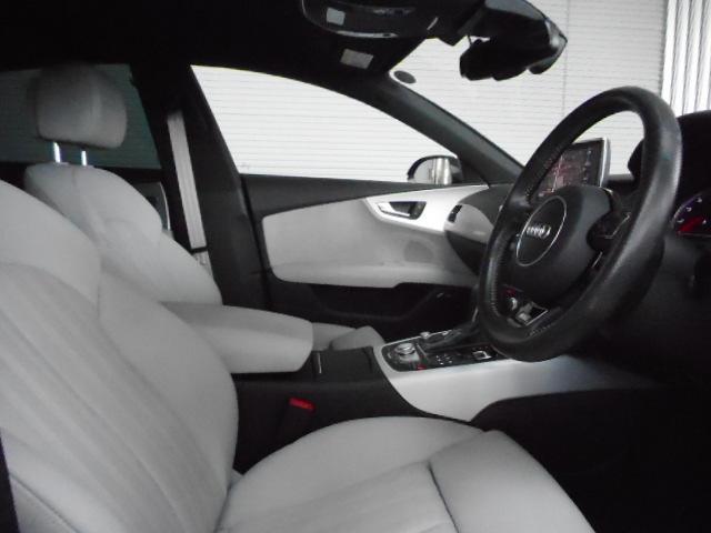 「アウディ」「A7スポーツバック」「セダン」「新潟県」の中古車16