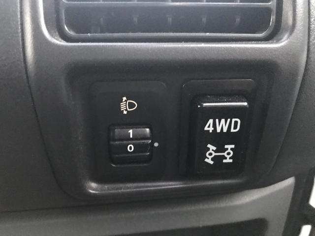 SD 4WD エアコン パワステ AT ラジオ ハイルーフ(10枚目)