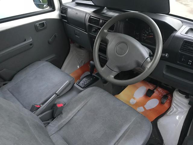 SD 4WD エアコン パワステ AT ラジオ ハイルーフ(15枚目)