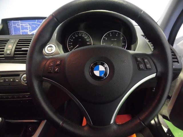 BMW BMW 116i 純正ナビ ETC付き 17インチアルミ