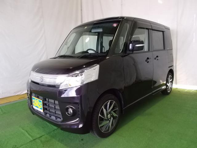 「スズキ」「スペーシアカスタム」「コンパクトカー」「新潟県」の中古車2
