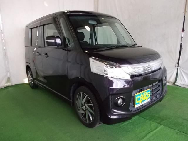 「スズキ」「スペーシアカスタム」「コンパクトカー」「新潟県」の中古車4