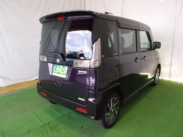 「スズキ」「スペーシアカスタム」「コンパクトカー」「新潟県」の中古車5
