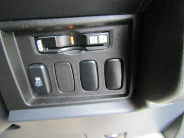 G パワーパッケージ 新品BFグッドリッチタイヤ 純正ナビ バックカメラ インテリキー 4WD ワンオーナー車 左右パワスラ(21枚目)