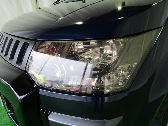 G パワーパッケージ 新品BFグッドリッチタイヤ 純正ナビ バックカメラ インテリキー 4WD ワンオーナー車 左右パワスラ(27枚目)