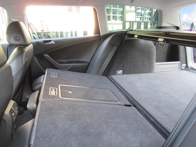 フォルクスワーゲン VW パサートヴァリアント V6 4モーション 本革 4WD ローダウン ナビ ETC