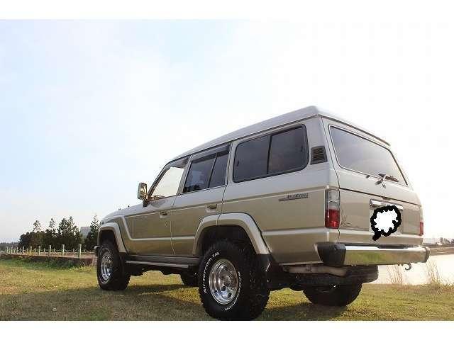 トヨタ ランドクルーザー60 VX ハイルーフ 4WD バックカメラ メモリーナビ