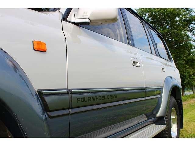「トヨタ」「ランドクルーザー80」「SUV・クロカン」「新潟県」の中古車4