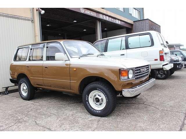 「トヨタ」「ランドクルーザー80」「SUV・クロカン」「新潟県」の中古車2