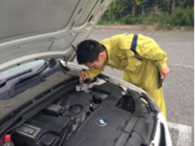 見えない大切なお車の細部まで全車整備記録簿付です!お渡し時交換部品等確認出来ます!アフターケアもお任せ下さい!