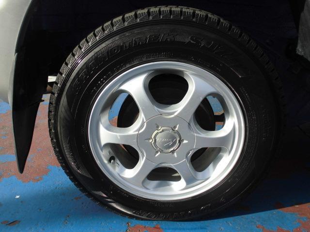 V 4WDターボ車検32年9月エアバッグACエアB背面タイヤ(14枚目)