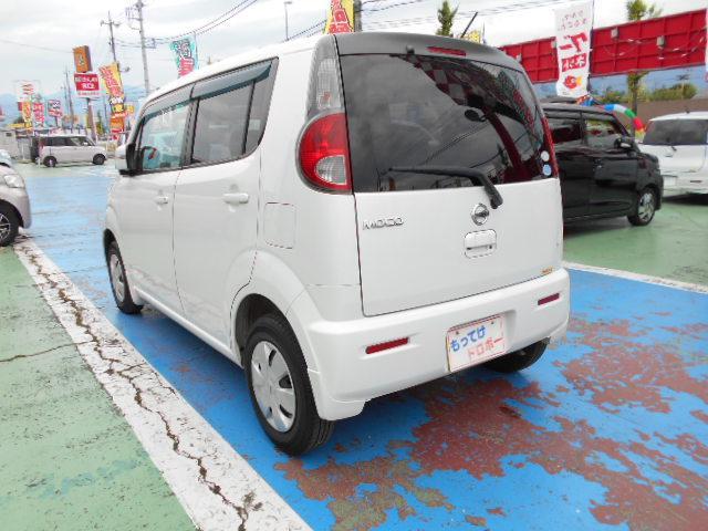 「日産」「モコ」「コンパクトカー」「山梨県」の中古車4