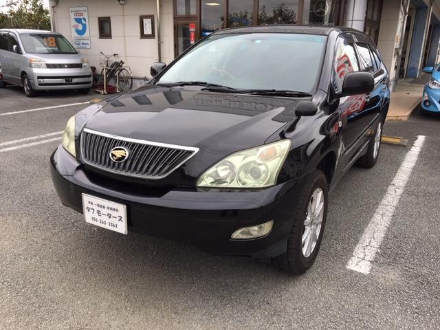 「トヨタ」「ハリアー」「SUV・クロカン」「山梨県」の中古車7