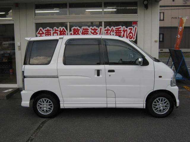 「ダイハツ」「アトレーワゴン」「コンパクトカー」「長野県」の中古車4