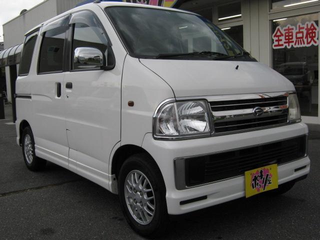 「ダイハツ」「アトレーワゴン」「コンパクトカー」「長野県」の中古車6