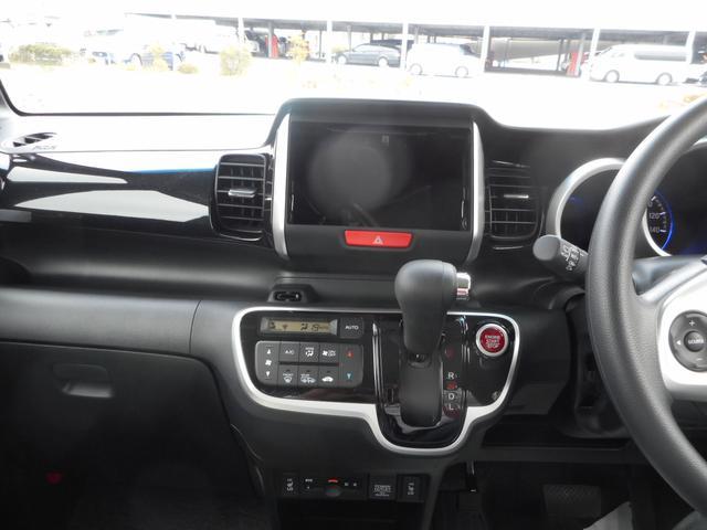 ホンダ N BOXカスタム G・Lパッケージ 4WD 両側スライドドア 届出済未使用車