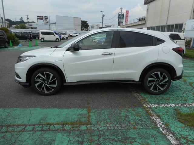 「ホンダ」「ヴェゼル」「SUV・クロカン」「長野県」の中古車5