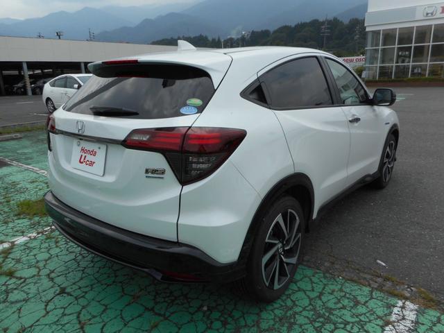 「ホンダ」「ヴェゼル」「SUV・クロカン」「長野県」の中古車8