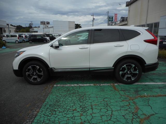 「ホンダ」「CR-V」「SUV・クロカン」「長野県」の中古車5