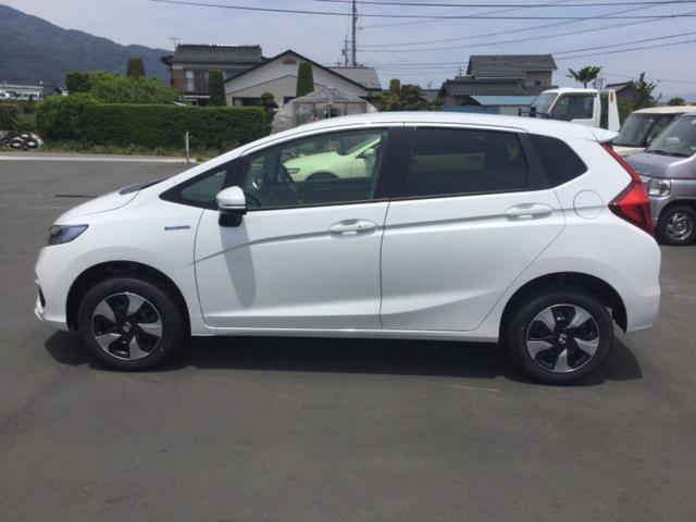 「ホンダ」「フィットハイブリッド」「コンパクトカー」「長野県」の中古車8