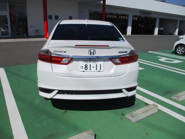 「ホンダ」「グレイス」「セダン」「長野県」の中古車3