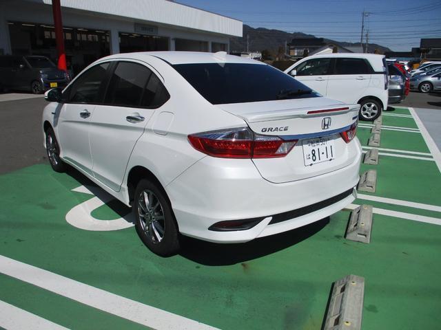 「ホンダ」「グレイス」「セダン」「長野県」の中古車9